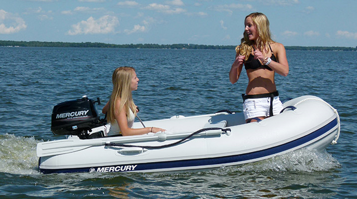 Mercury Inflatable 250 Dynamic